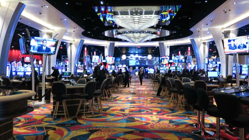 Sexy Gambling